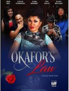 Okafor's Law Poster