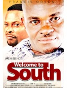 Back from South Africa Poster