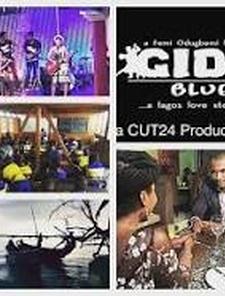 Gidi Blues Poster