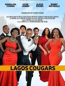 Lagos Cougars Poster