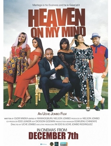 Heaven on My Mind Poster
