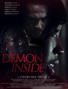 Demon Inside Poster
