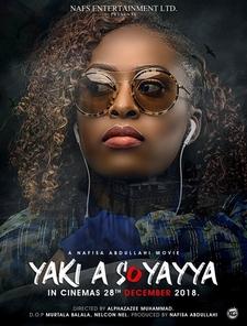 Yaki A Soyayya Poster