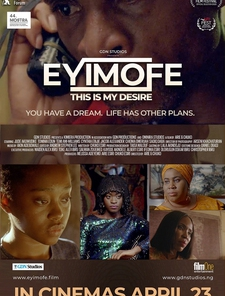 Eyimofe (This is my Desire) Poster