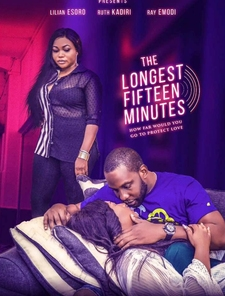 The Longest Fifteen Minutes Poster