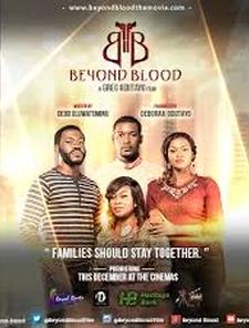 Beyond Blood Poster