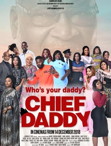 Chief Daddy Poster
