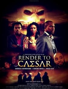 Render to Caesar Poster
