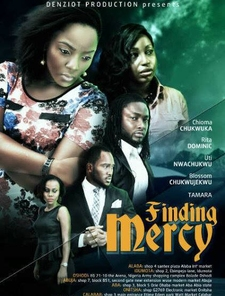 Finding Mercy Poster