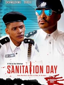 Sanitation Day Poster