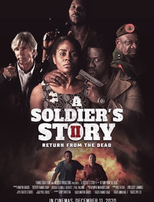 A Soldier's Story II: Return from the Dead Poster