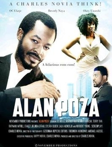 Alan Poza Poster