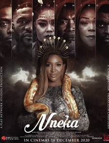 Nneka the Pretty Serpent Poster