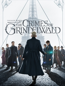 Fantastic Beasts: Crimes of Grindelwald Poster