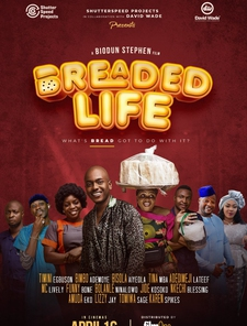 Breaded Life Poster