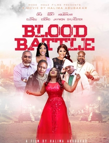 Blood Battle Poster