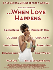 When Love Happens Poster
