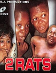 2 Rats Poster