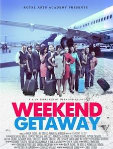 Weekend Getaway Poster
