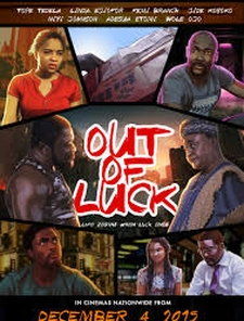 Out Of Luck Poster