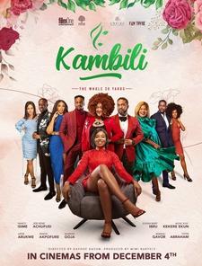 Kambili: The Whole 30 Yards Poster