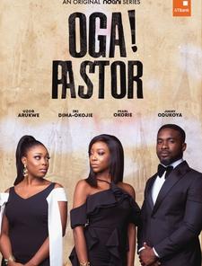 Oga Pastor Poster